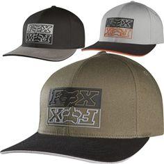 2014 Fox Racing Seeker Flexfit Casual Motocross MX Apparel Cap Hats