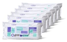 Mama Bear Fresh Lightly Fragranced Baby Wipes Pack of 15 Total 840 wipes