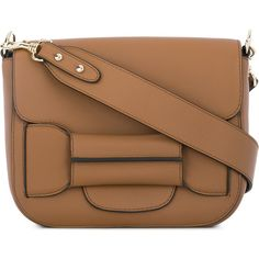 Tila March Ali messenger bag (1.580 BRL) ❤ liked on Polyvore featuring bags, messenger bags, brown, genuine leather bags, tila march, leather courier bag, brown leather bag and brown leather messenger bag