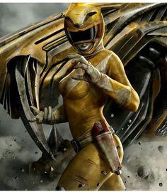 Yellow Ranger!