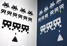 Wall tetris
