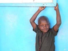 one of my favorite little guys I met in Gulu, Uganda