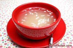Sweet Rice EumRyo (식혜)