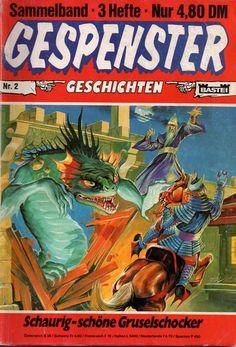 Gespenster Geschichten Sammelband #2 - Schaurig-schone Gruselschocker