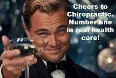 Cheers to Chiropractic