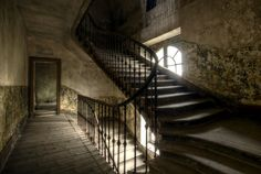 Abandoned military hospital by ~fibreciment on deviantART.