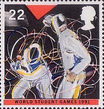 British Stamps for 1991 : Collect GB Stamps