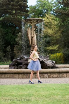 The #sisterMAG tulle skirts collection of #sisterMAG13 with Emily Westbrooks (From China Village) as model in #Dublin. #ireland #fashion #ootd #diy #freebie #pattern