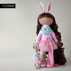 T Conne 2014 Pink bunny girl.