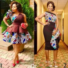Gorgeous Ankara Styles Just For You - Eazy Vibe Latest Ankara Dresses, Ankara Dress Styles, Latest African Fashion Dresses, African Print Dresses, African Print Fashion, Africa Fashion, African Wear, African Attire, African Dress