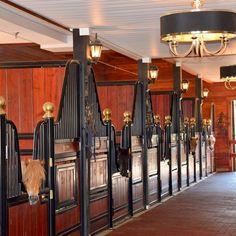 Dream Stables, Dream Barn, My Dream Home, Miniature Horse Barn, Luxury Horse Barns, Horse Barn Designs, Horse Barn Plans, Farm Plans, Horse Stalls