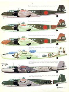 35 Mitsubishi-Nakajima G3M1