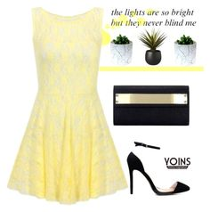 """Yoins 26"" by amilla-top ❤ liked on Polyvore featuring CB2"