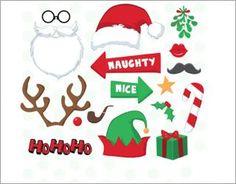 Υποδεχόμαστε τον μήνα των γιορτών κατασκευάζοντας σχέδια Χριστουγεννιάτικα για φωτογραφίες τα λεγόμενα photo props
