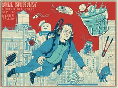 Style It Like You Stole It - Billboards; Perfect Bill Murray Prints - Style It Like You Stole It