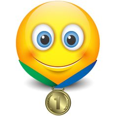If you never miss a luge race or an Olympic gymnastics routine, this is the smiley for you. Emoticon Faces, Funny Emoji Faces, Emoji Love, Cute Emoji, Gymnastics Routines, Emoji Pictures, Smiley Emoji, Romantic Pictures, Fire Heart