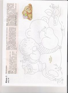 Pintura Tecido - Coleção Susy - Fraldas - 3 - RAQUEL Antunes - Álbuns da web do Picasa