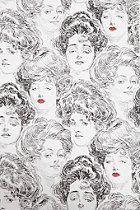 gibson girl wallpaper