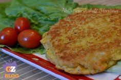 Le frittelle di ceci sono un secondo piatto veloce da preparare e gustoso da mangiare, ideale anche per i bambini.