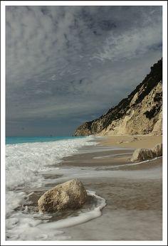 Egremni beach - Ionian Islands, Greece