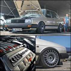 Volkswagen Golf Mk2, Vw Mk1, Jetta Vw, Golf Mk3, Vw Group, My Ride, Cool Cars, Super Cars, Porsche