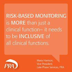 PRA Risk-Based Monitoring