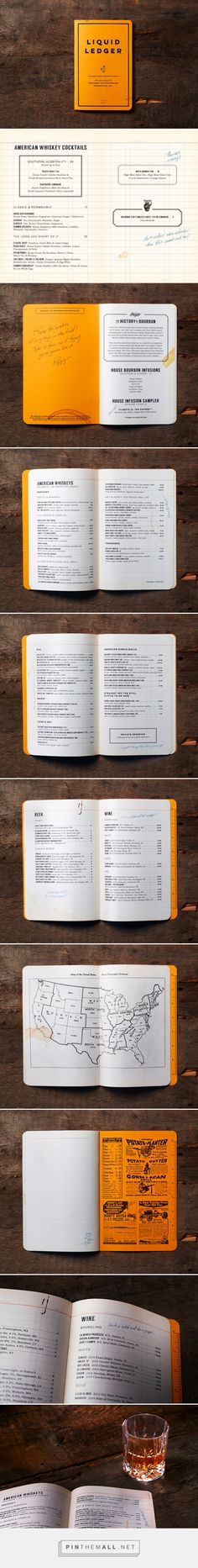 Art of the Menu: Southern Kin (Beverage)