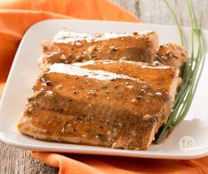 Balsamic and Herb Salmon