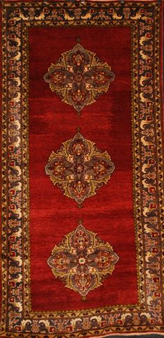 FR5208 & Fr5209 Antique Turkish Oushak. Rugs. Home Décor. Runner ...