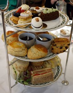 Why You Should Run to the Milestone Hotel Afternoon Tea... #AfternoonTea #MilestoneHotel #London