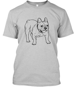 Pitbull Lover Light Steel T-Shirt Front