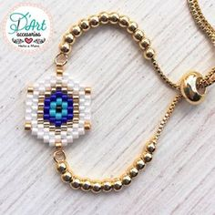 Bead Embroidery Jewelry, Beaded Embroidery, Pendant Necklace, Beads, Instagram, Fashion, Earrings Handmade, Handmade Chain Jewelry, Jewels