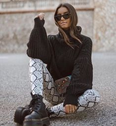 How many stars would you rate this look ? Rate fashion and get feedback on your style on the Best Casual Outfits, Winter Outfits, Mode Outfits, Fashion Outfits, Womens Fashion, Dress Outfits, Dress Shoes, Look Fashion, Urban Fashion