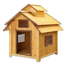 Pet Squeak Bird Dog House, Large - http://www.thepuppy.org/pet-squeak-bird-dog-house-large/