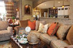 The Black Goose Design's Portfolio. couch