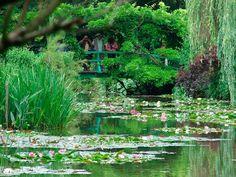 Jardins de Monet, em Giverny (França)