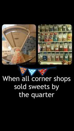 I loved the smell of the corner shop and a quarter of jelly babies. 1970s Childhood, My Childhood Memories, Sweet Memories, Those Were The Days, The Good Old Days, Vintage Sweets, 80s Kids, I Remember When, Teenage Years