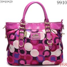 Google Image Result for http://www.ebayfashion.net/images/bags-handbags/coach-handbag-bag/13347-Coach-Multicolor-Bags-in-All-Pink-with-Metal-Trademark.jpg
