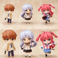 AmiAmi [Character & Hobby Shop]   Nendoroid Petite - Angel Beats! Set 02 Tenshi & Otonashi & Yui (Released)