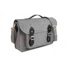 Etoi Design - torebka na laptop z filcu na ramię
