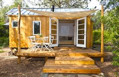 She Left A Good Job, Built A Tiny Home, Then Found True Purpose In Life