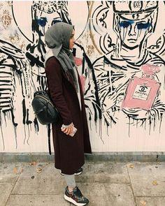 Imagen vía We Heart It #beauty #fashion #hijab #islam #hijabiste #alexandragolovkova #golovkova.s #golovkovashop