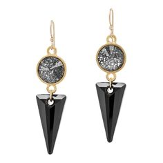 Spike It Earrings   Fusion Beads Inspiration Gallery