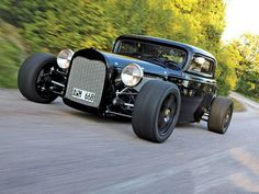 Afternoon Drive: Hot Rods & Rat Rods (30 Photos) (24)