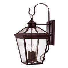 Savoy House Ellijay 4 Light Outdoor Wall lantern