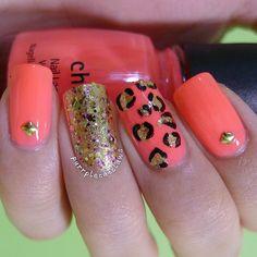 Instagram photo by purrplecatclaws #nail #nails #nailart