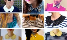 We are loving the detachable collar trend. A collar can instantly add flair to a simple top, sweater or dress. The options are endless – you only need to tweak shape and material: from peter pan pearl to gold cuff to shiny or pointy rock-star-glam. While we love hitting up the shops, we thought this trend would... Read more »