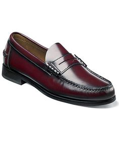 Penny Loafers - THE shoe back in the day