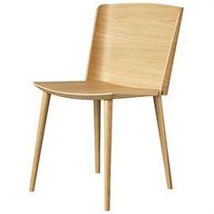 Yak stol - Natur Designet for FDB Møbler af Tom Stepp