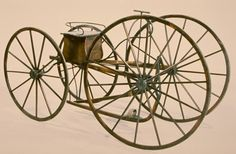 Sawyer Quadricycle, CSTMC Collection